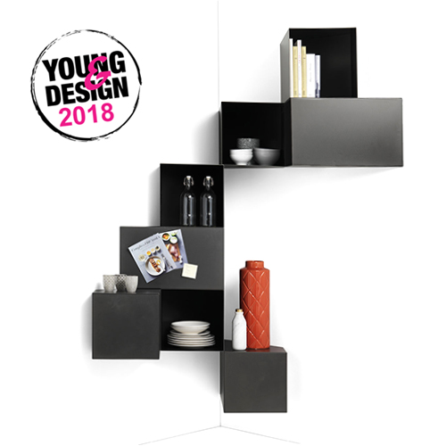 Cellula for Mogg / Modular storage unit, studioPANG