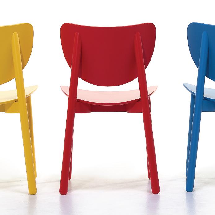 collezione di sedute Buena per Cizeta, design