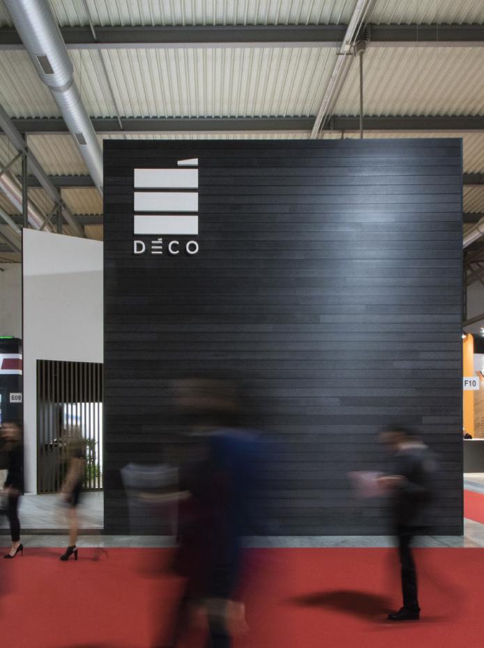 Stand Made per Deco, architettura