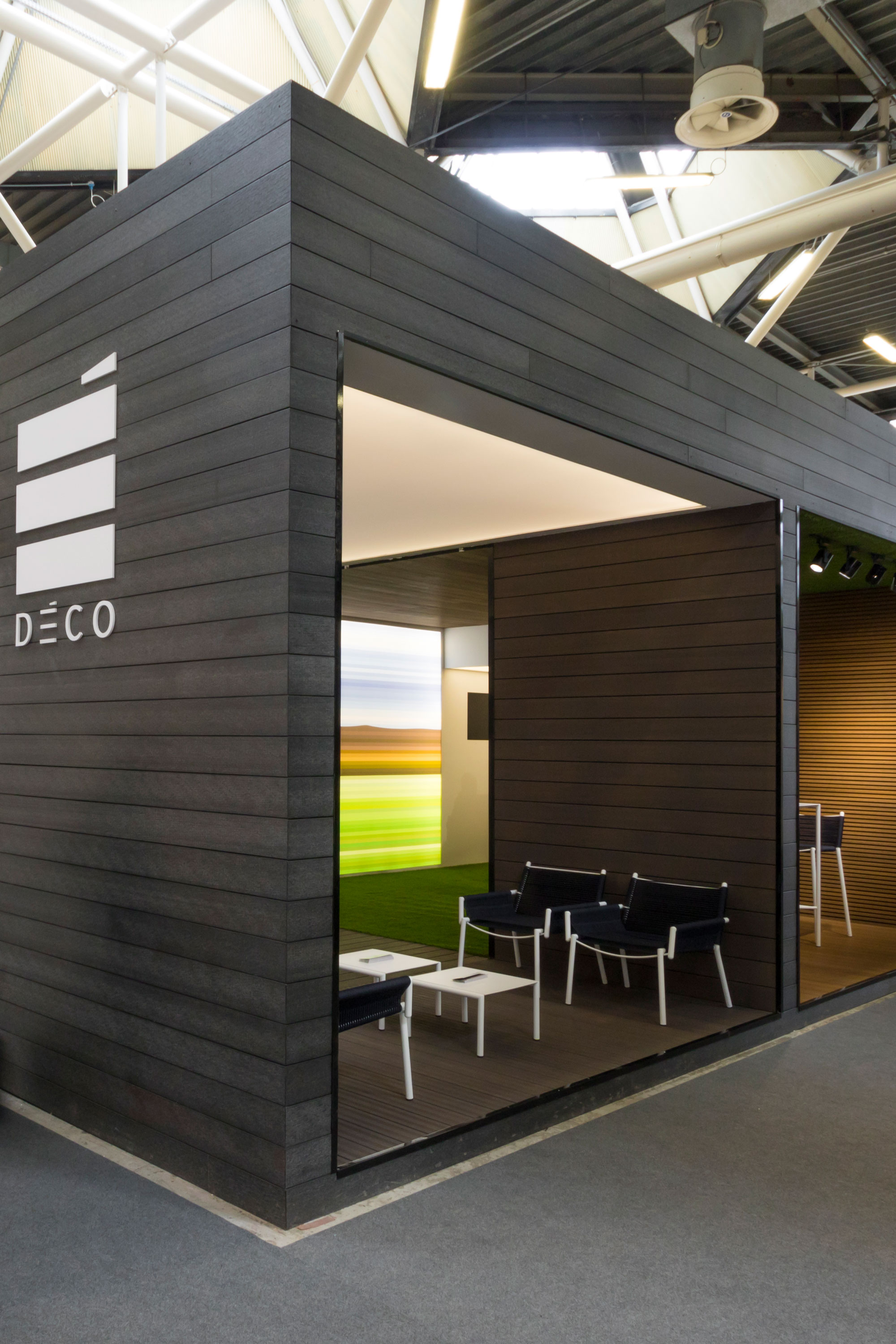 tand Cersaie Rooms Deco, architecture