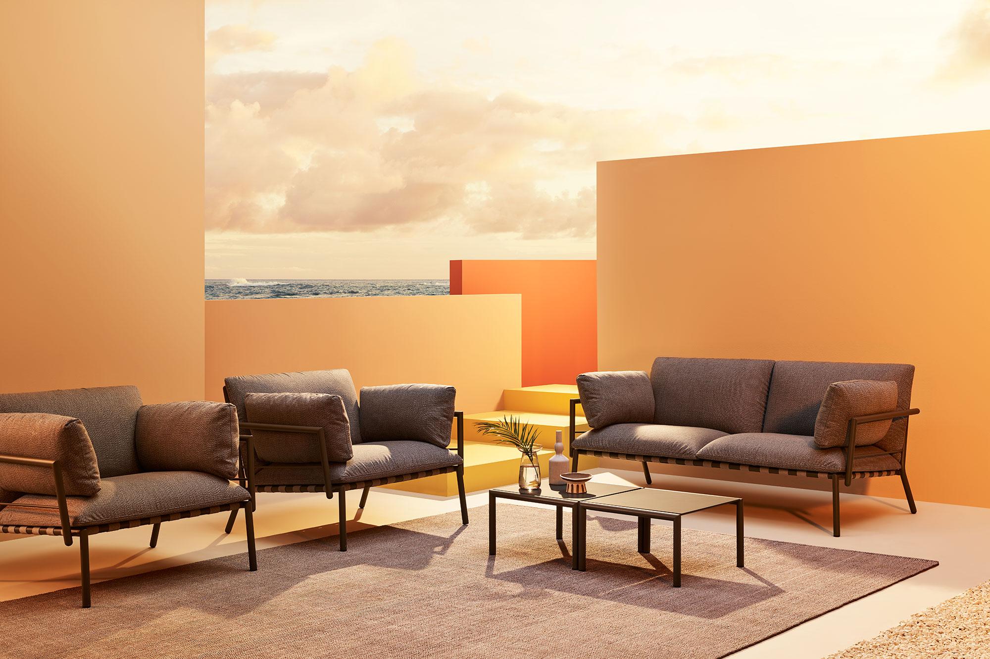 Sedia Lounge Eleven, sedia lounge da esterno/Eleven Armchair, outdoor lounge chair