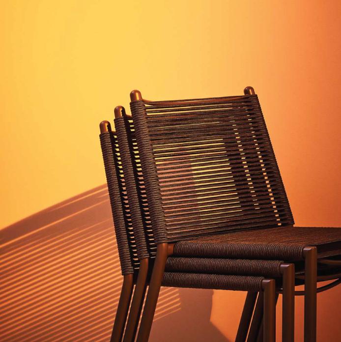 collezione outdoor eleven per Terraforma, design