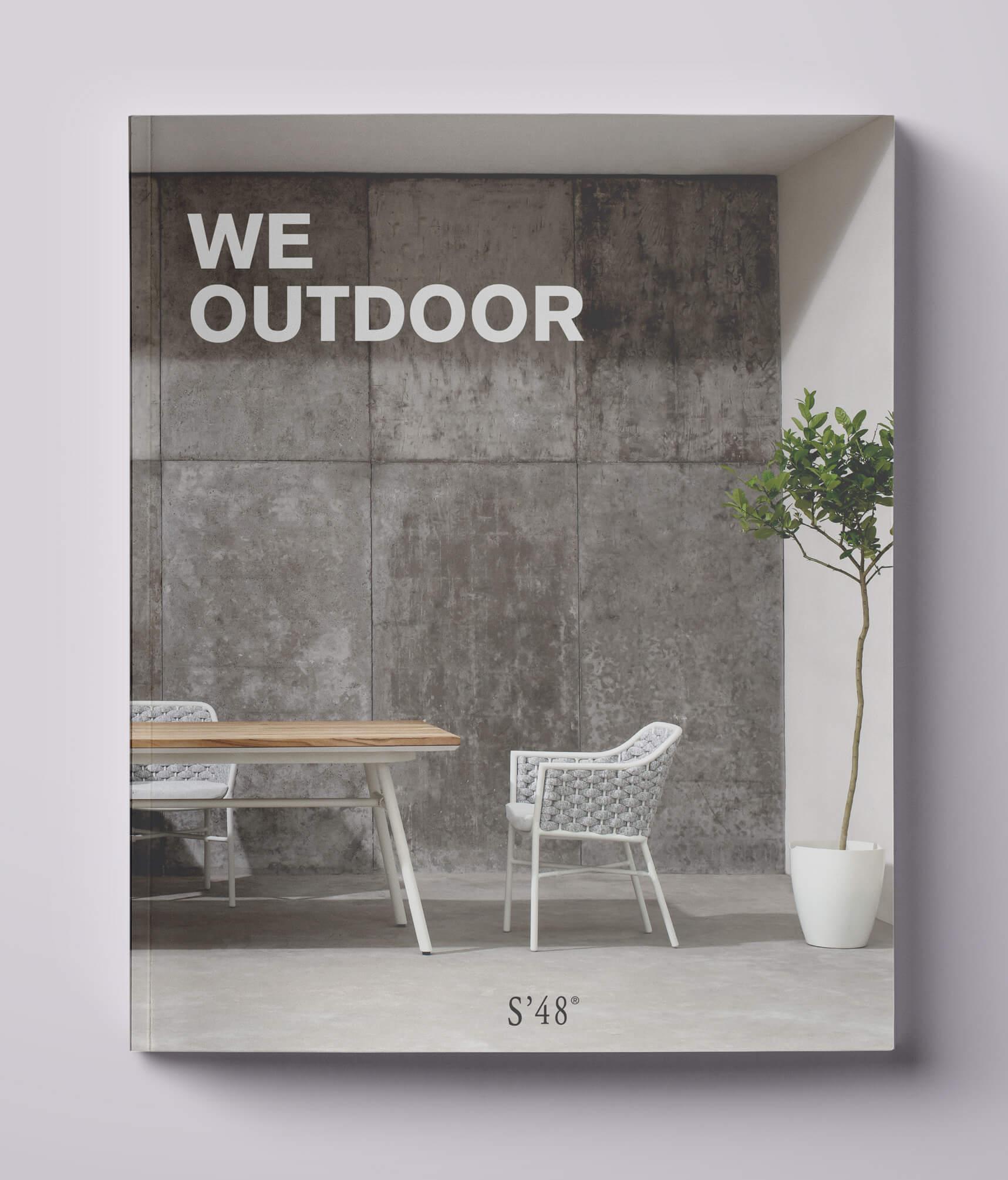 S'48 catalogo 2020, grafica e comunicazione